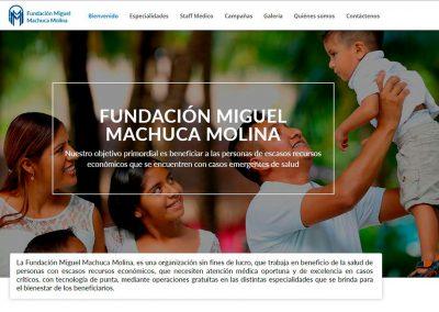 Fundación Miguel Machuca