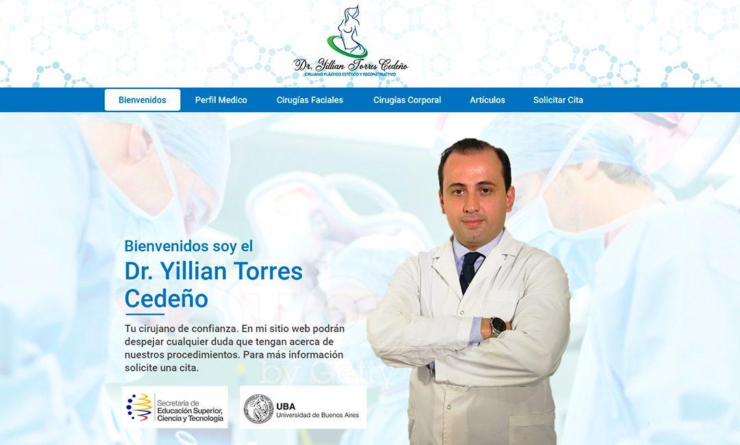 Dr. Yillian Torres Cedeño